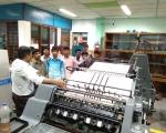Boys from Don Bosco College Darmapuri