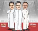 Provincial Visitation @ SIGA   Hearty Welcome Rev. Fr. KM Jose - Salesian Provincial of Chennai