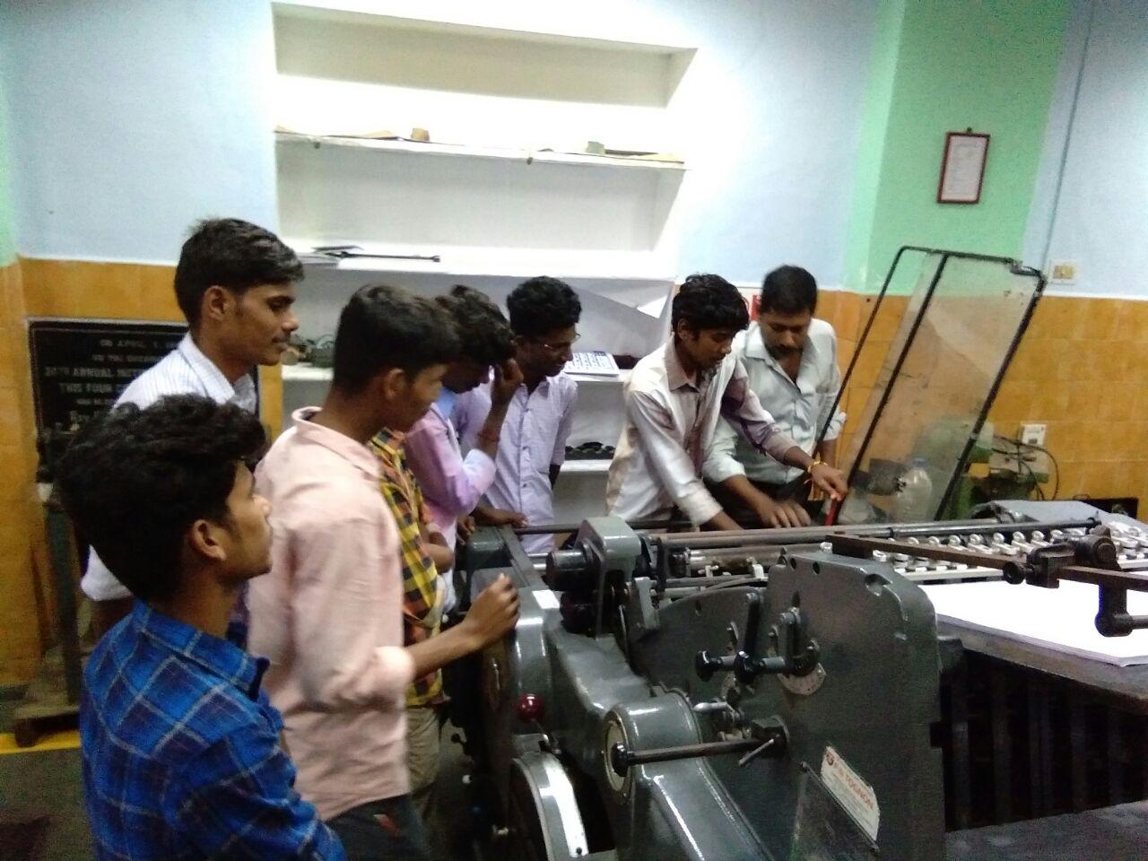 Stallion Printing Press, UAE (Sharjah) – Salesian Institute of